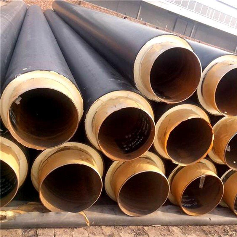 热力管网专用架空蒸汽预制保温管