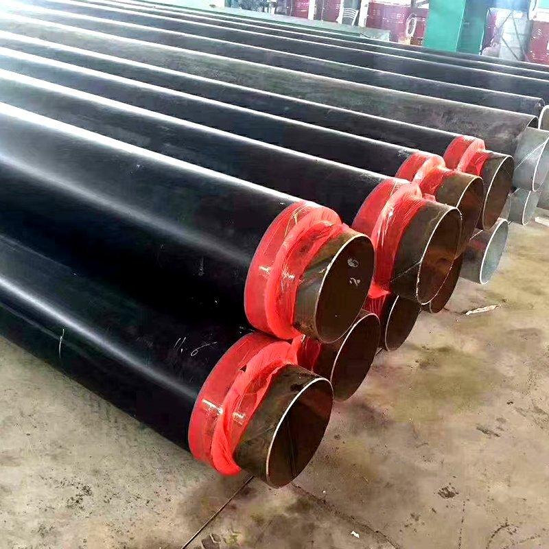热力工程用保温钢管