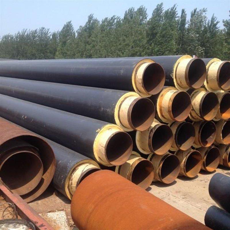 热水输送用聚氨酯保温钢管