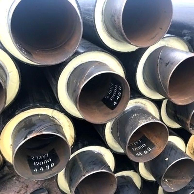 熱水輸送直埋保溫鋼管