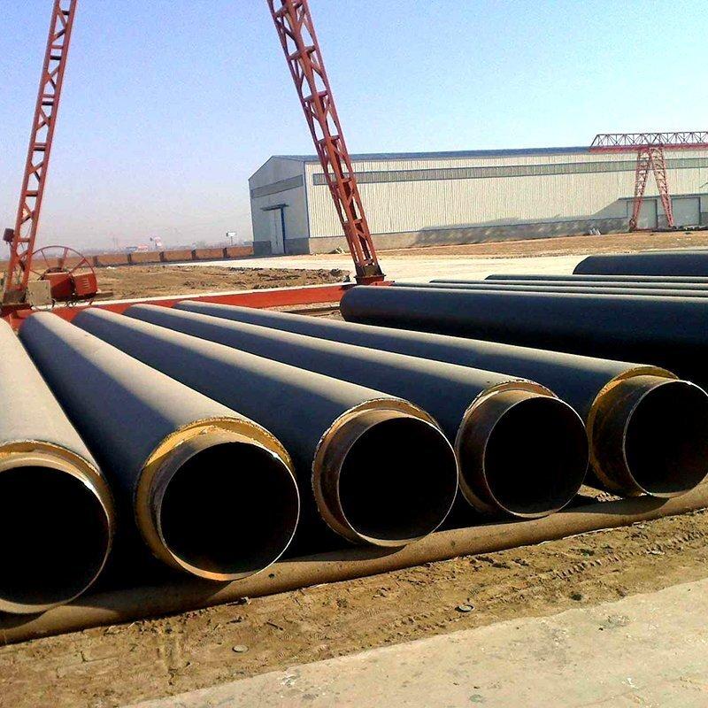 供热管道用保温钢管