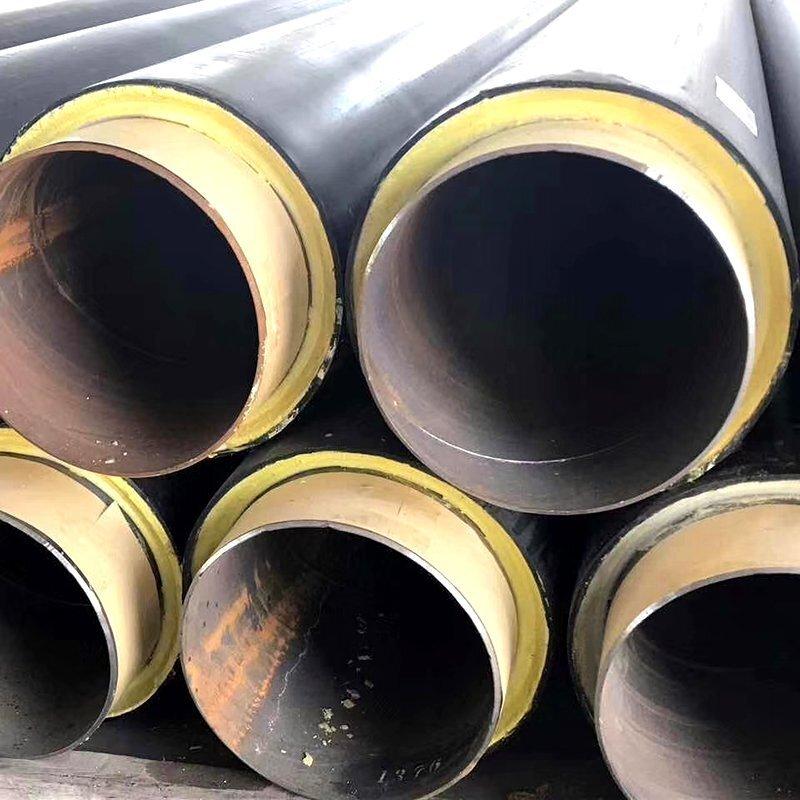 集中供热用聚氨酯保温钢管