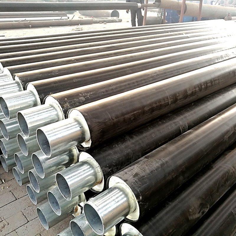 集中供暖保温钢管
