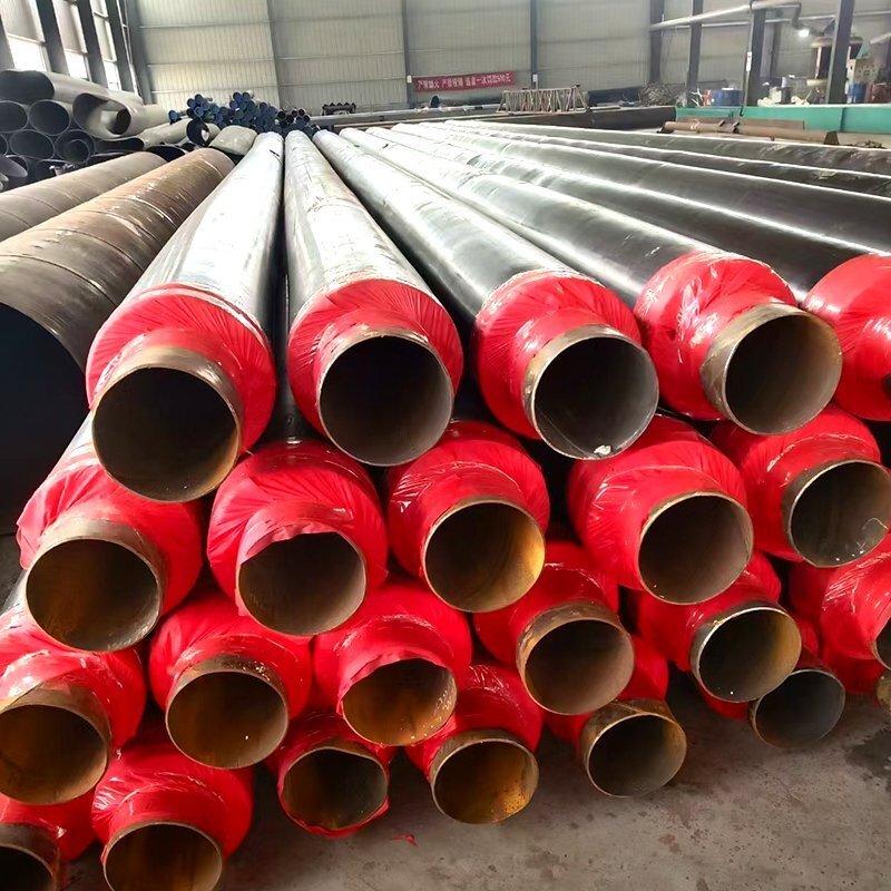 小区供热用保温钢管厂家