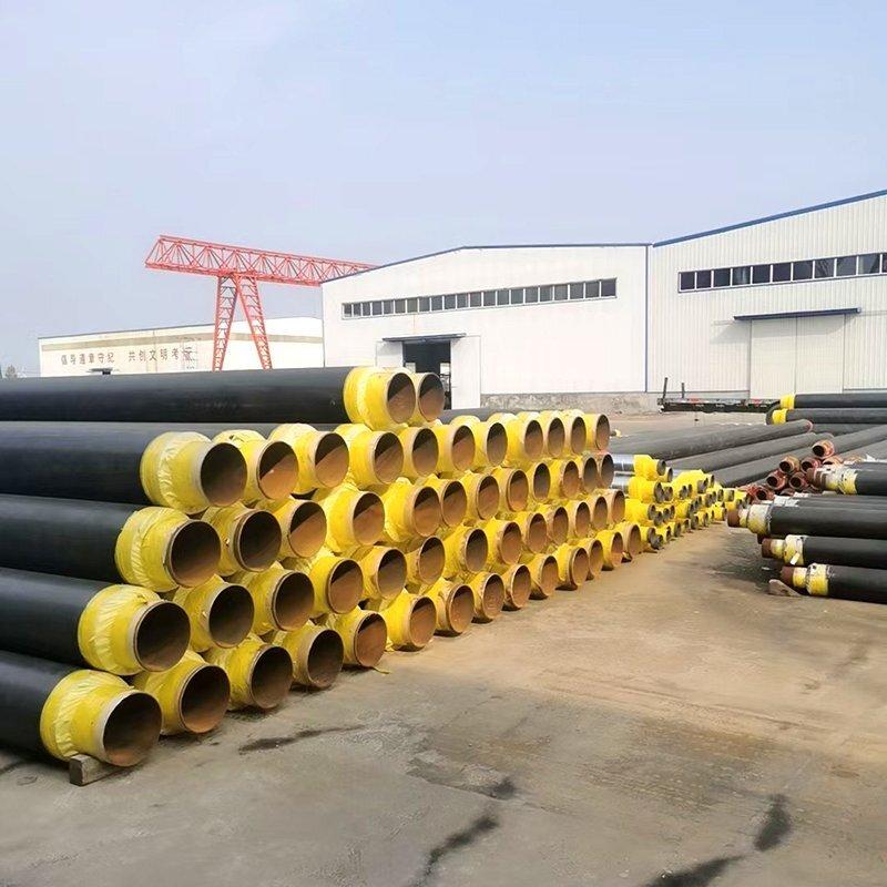 供暖预制直埋保温钢管