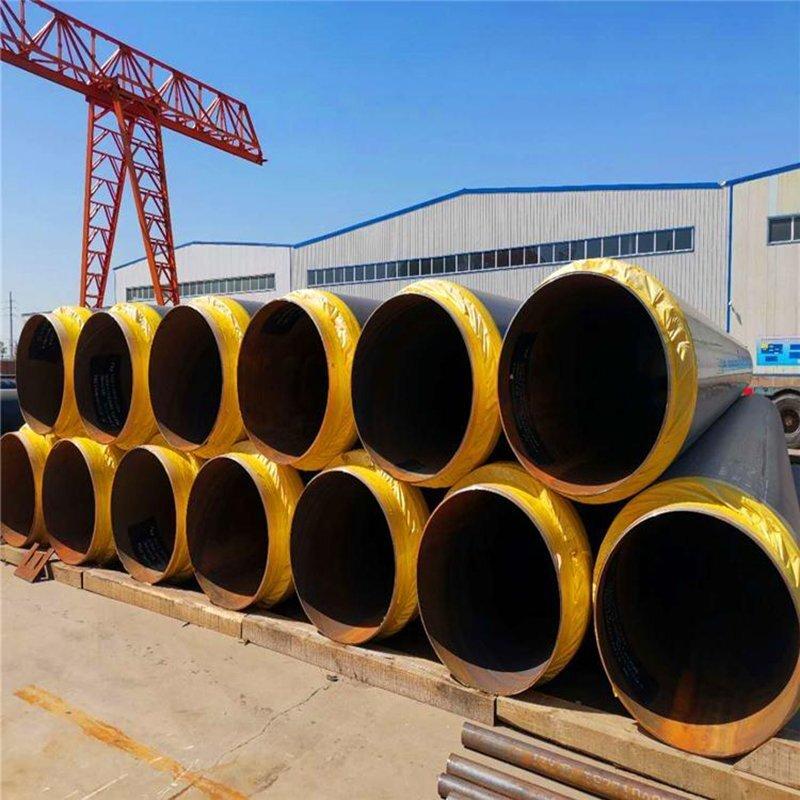熱力管網保溫鋼管