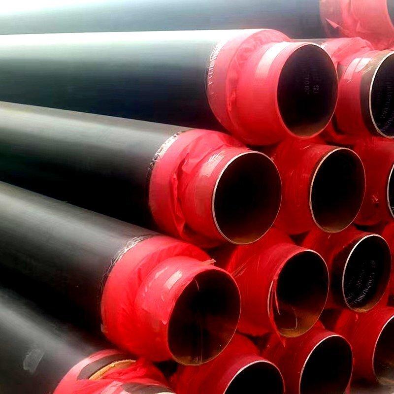 熱水輸送高溫聚氨酯保溫鋼管