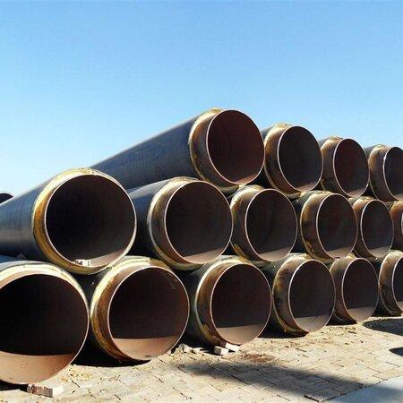 供暖熱水輸送用保溫鋼管