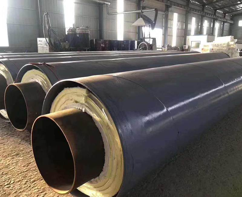 集中供热无缝保温钢管