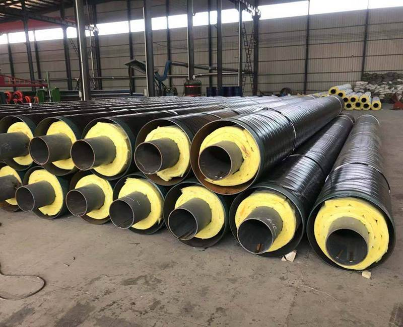 地埋聚氨酯直埋保温钢管