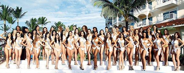 洲际小姐获邀成为推广天使助阵世界众筹大会,第1-1张