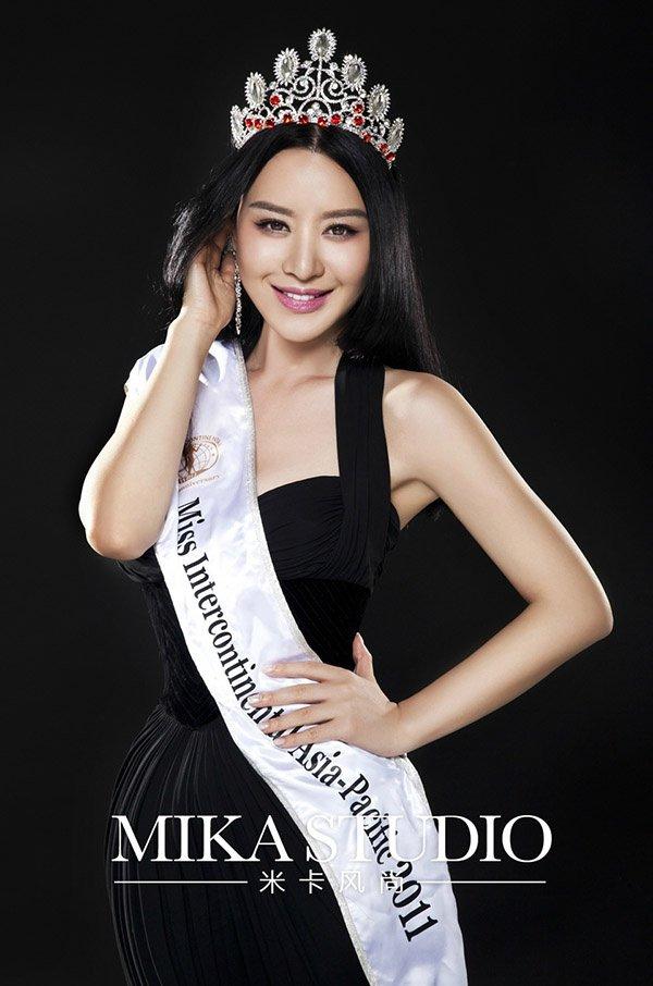 洲际小姐获邀成为推广天使助阵世界众筹大会,第2张