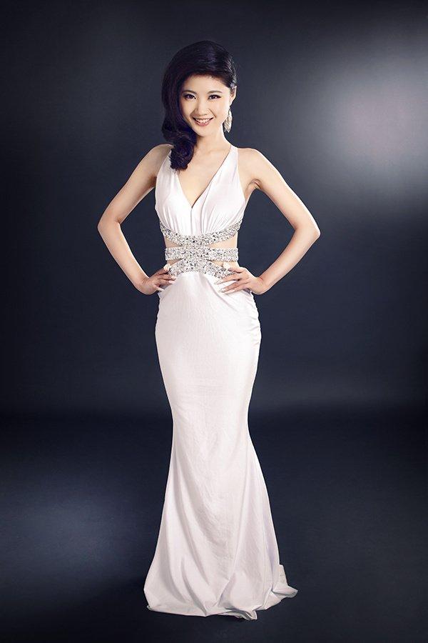 洲际小姐获邀成为推广天使助阵世界众筹大会,第3张