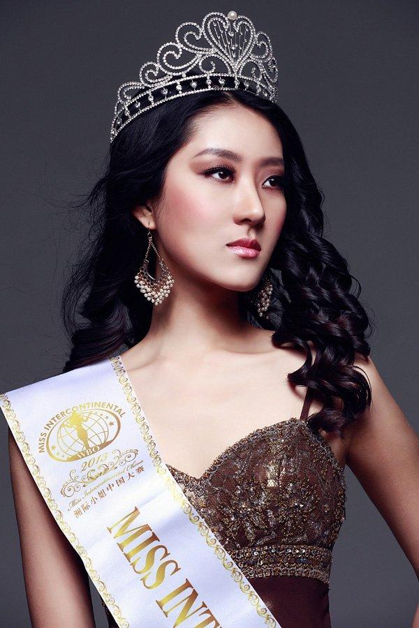 洲际小姐获邀成为推广天使助阵世界众筹大会,第4张