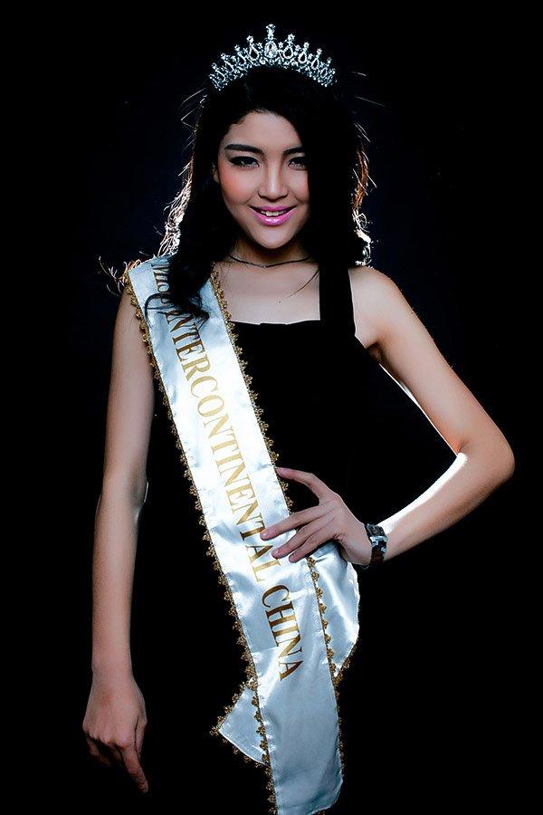 洲际小姐获邀成为推广天使助阵世界众筹大会,第5张