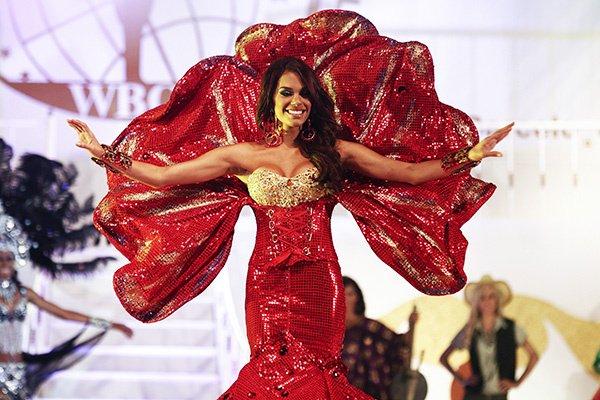 洲际小姐获邀成为推广天使助阵世界众筹大会,第6张