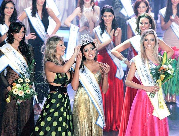 第44届洲际小姐最佳网络人气奖投票火热进行,第2张