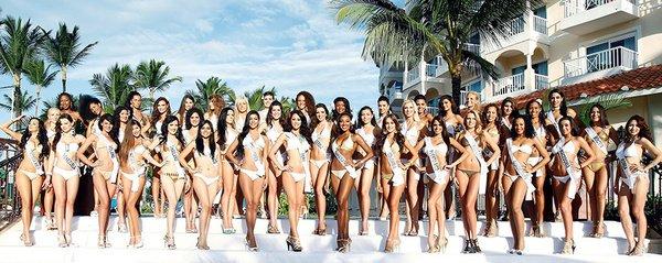 洲际小姐推广天使团助阵世界众筹大会,第1张