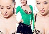 宫睿 2011年第40届洲际小姐中国大赛冠军 全球总决赛前五甲