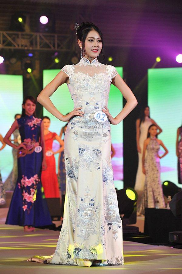 山东姑娘刘笑颜将代表中国出征洲际小姐全球总决赛,第5张