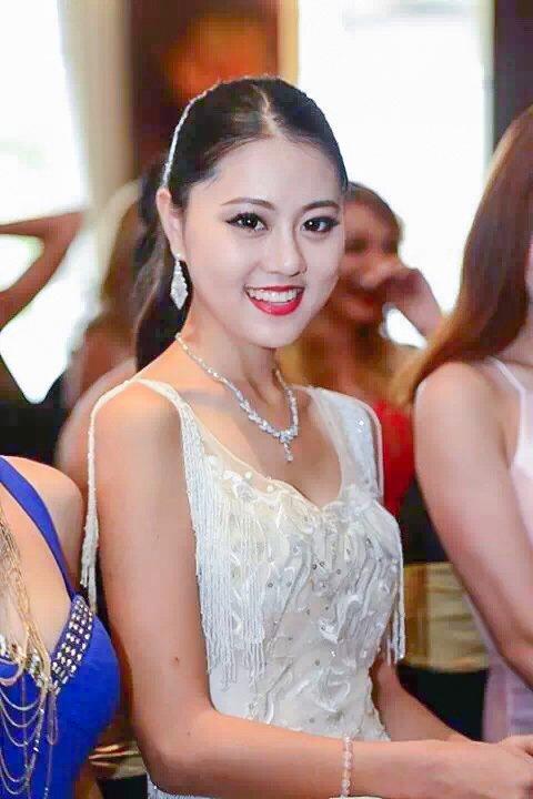 洲际小姐全球总决赛决战在即 中国区主席刘树文出席欢迎晚宴,第5张