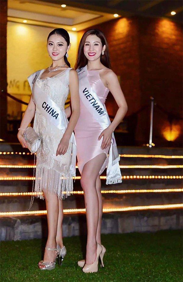 洲际小姐全球总决赛决战在即 中国区主席刘树文出席欢迎晚宴,第8张