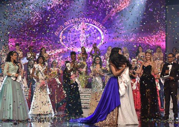 第45届洲际小姐全球总决赛落幕 中国小姐刘笑颜跻身15强,第2张