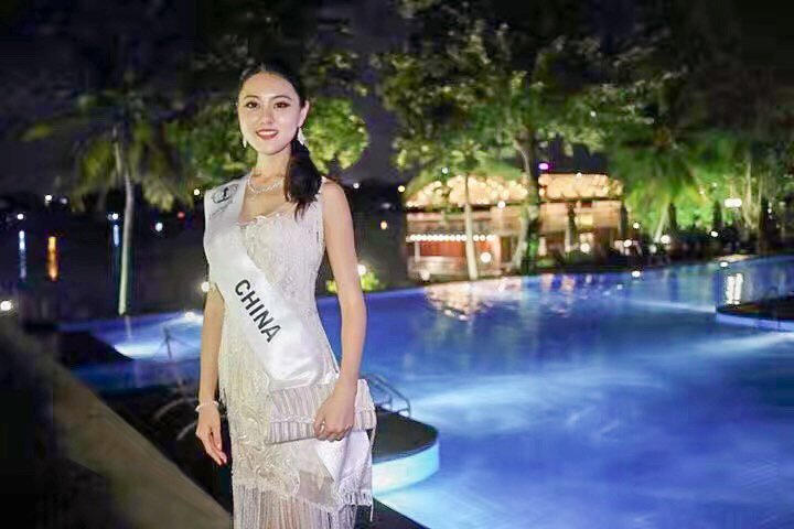第45届洲际小姐全球总决赛落幕 中国小姐刘笑颜跻身15强,第3张