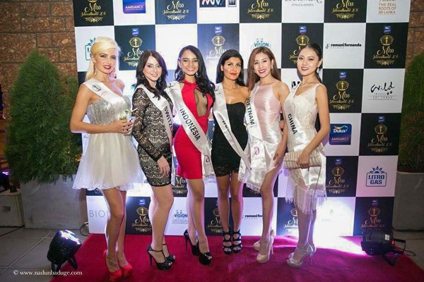 第45届洲际小姐全球总决赛落幕 中国小姐刘笑颜跻身15强,第5张