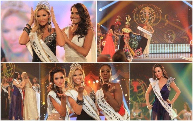 2011年洲际小姐全球总决赛