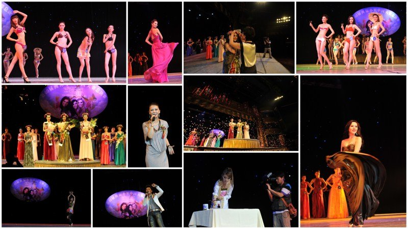 2011年洲际小姐中国大赛晚会