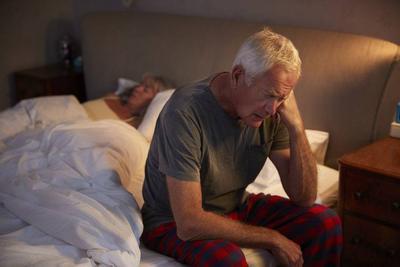 老年人失眠的种类