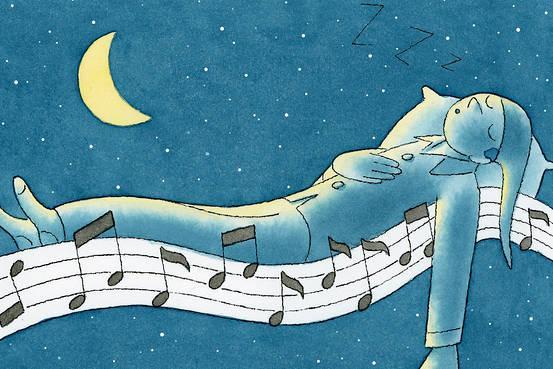 音乐有助眠效果吗