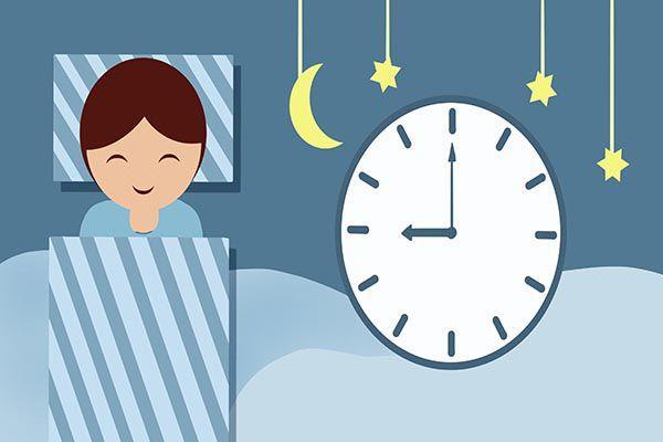 睡眠时间应该多长