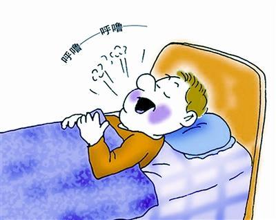 打呼噜对身体有危害吗