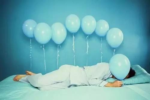 失眠是个平常事