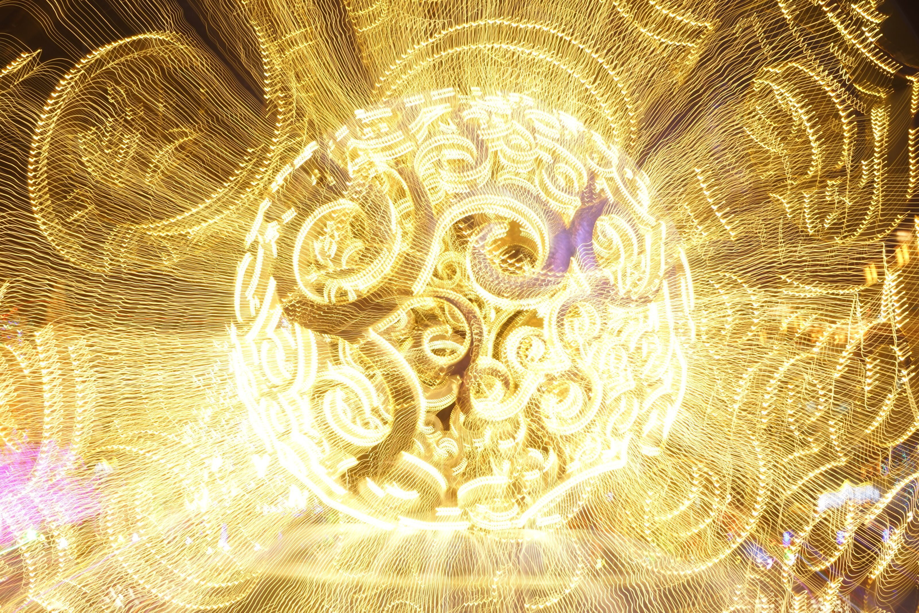 催眠治疗技巧之金色光球观想
