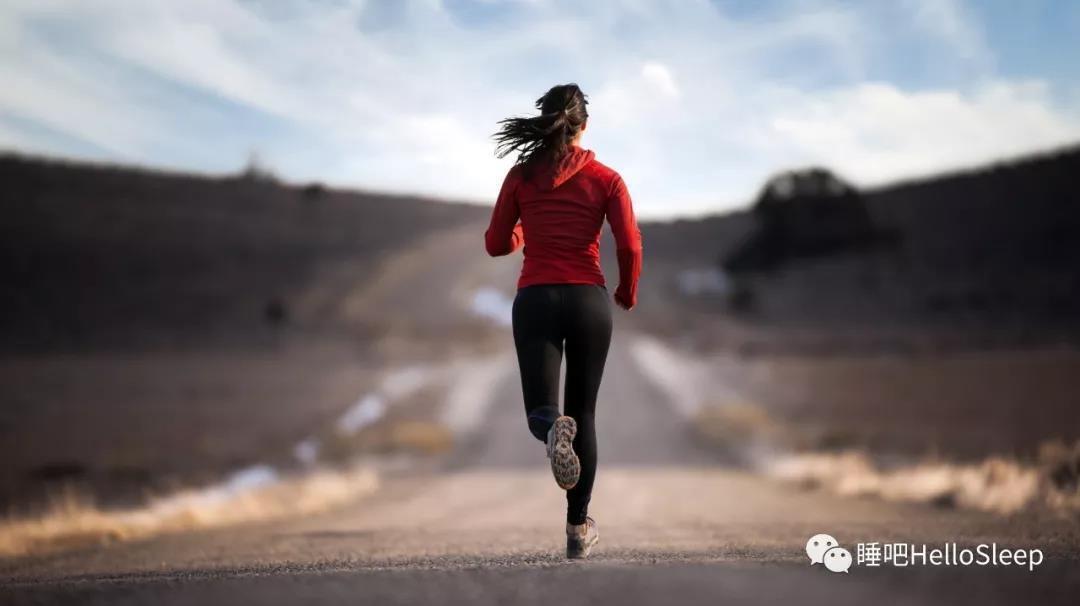 运动是最好的安眠药 - 运动的意义