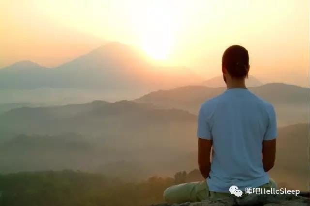 尽在呼吸之间——冥想的入门介绍