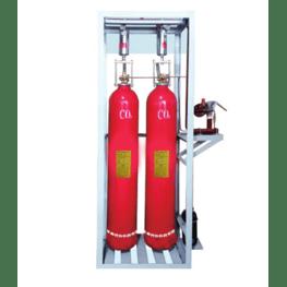 高压二氧化碳气体灭火装置