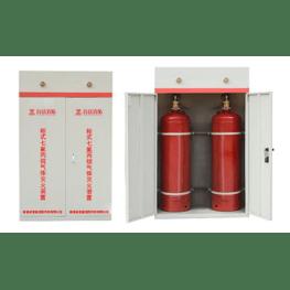 双柜七氟丙烷气体灭火装置