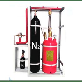 外贮压式七氟丙烷气体灭火系统