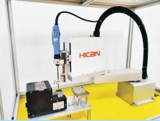 HICAN正装SCARA机器人