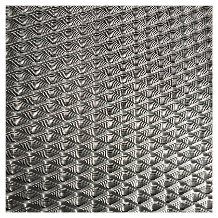 galvanized expanded metal with good quality and competitive price 1