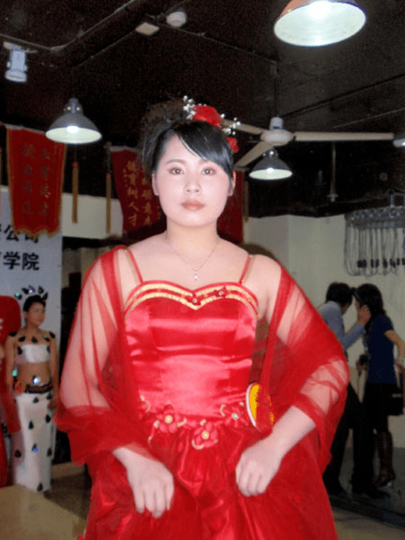 学生彩妆作品 (34)