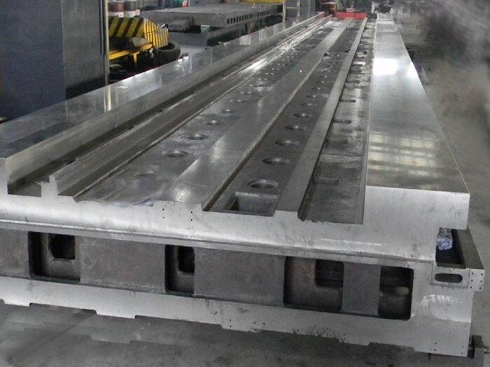 焊接机床床身2