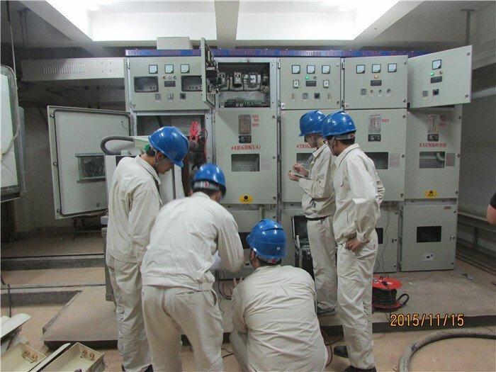 电力中断影响工厂生产,配电房维保保障电力安全|配电年检企业