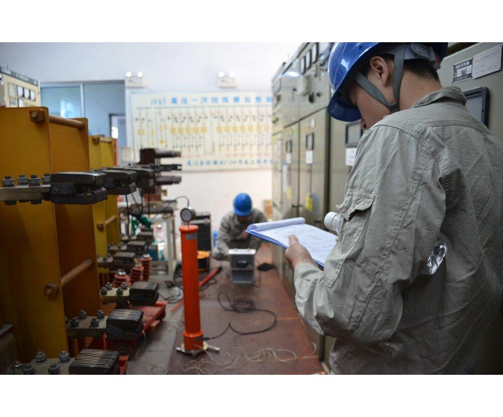 电力设备预防性试验