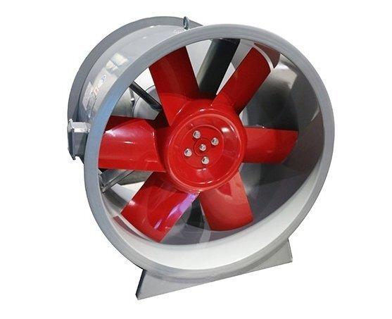 轴流风机与离心风机应该怎样选择使用