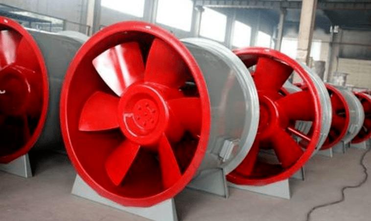 不锈钢轴流风机优势介绍